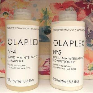 Olaplex Shampoo & Conditioner